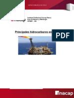 Informe Hidrocarburos en Chile
