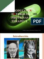 Producción Heteróloga de Proteínas