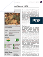 Indo-Pakistani War of 1971