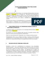 Administracion Gestion y Creacion de Microempresa