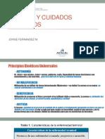 Bioetica - Bioetica y Cuidados Paliativos