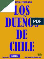 Los Duenos de Chile / Ernesto Carmona Ulloa (2002)