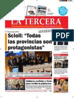 Diario La Tercera 25.09.2015