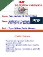 Ingresos y Costos de Un Proyecto de Inversion 1746