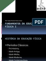 1a Aula - História Da Educação Física