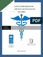 Encuesta Sobre Riesgos de Corrupcion en El Sector Salud en Colombia Report (1)