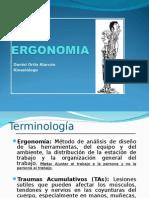 Clase 1 Que Es La Ergonomia