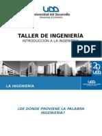 Unidad 1 - Introducción a La Ingeniería 2014-1