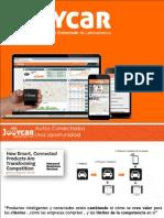 Presentación JOOYCAR en Summit PAIS DIGITAL