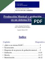 Pfc Alejandro Turrion Presentacion