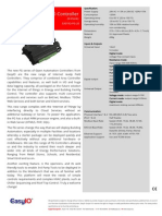 Datasheet Easyio Fg 20