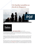 Activists Call for Harsher Penalties as Haze Shuts Schools in Singapore