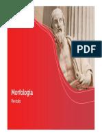 VA Morfologia Aula Revisao