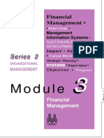 Strengthening You Organization a Series of Modules and Reference Materials for NGO and CBO Managers and Policy Makers Financial Management