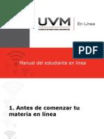 8. Manual Estudiante UVM en Línea