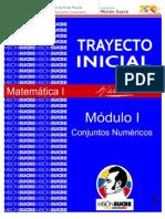 Módulo I - Matemática I