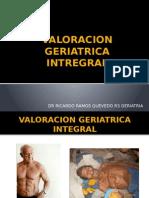 VALORACION GERIATRICA INTREGRAL