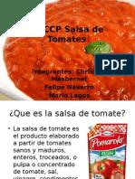 Haccp Salsa de Tomates