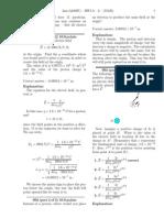 Physics Quest HW 1b