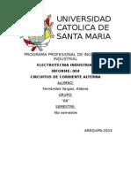 Informe 4 Electro