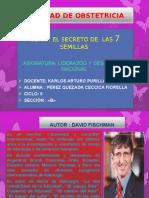 LIDERAZGO II CICLO FACULTAD DE OBSTETRICIA 2015
