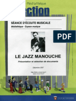 Le Jazz Manouche-Version Portail