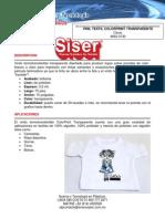 Ficha Tecnica Del Vinil Textil Colorprint Transparente Clave 4962 3730