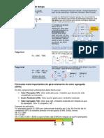 Formulas PMP