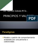 Principios y Valores Clase 2