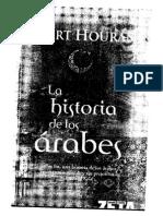 Hourani, Albert. La Historia de Los Árabes