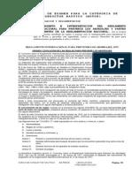 Desarrollo Materia Legislacion y Reglamentacion Manual Conductor Nautico