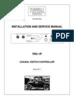 Tunwall Radio Manual TRC-1P 372011 Dielectric
