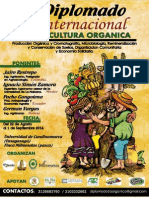 Diplomado Int Agricultura Organica