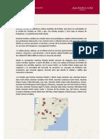 Presentación Amerian Tucumán Hotel 2015