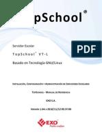Topschool Manual Referencia