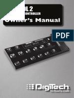 Control 2 Manual 18-0632-A