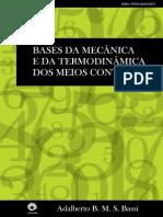 Bases Da Mecânica e Da Termodinâmica Dos Meios Contínuos