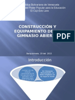 Diapositiva del proyecto