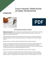 Exequatur de Divorcio Venezuela