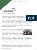 Editorial, Director de _L'Osservatore Romano_ - _La Visita Del Pastor
