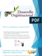Diagnóstico Organizacional 1