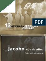 12 Historias - Jacobo Hijo de Alfeo