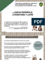 lengua española, Lit y LatÃ-n. (jornada)