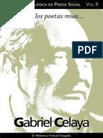 Cuaderno de Poesia Critica n 9 Gabriel Celaya