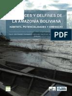 Los peces y delfines de la Amazonía boliviana