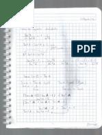 Ejercicios trigonométricos