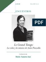 La Música de Astor Piazzolla