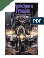 Pedulum's Promise