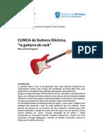 Clínica Guitarra Elécrica by Musicacelestial.net