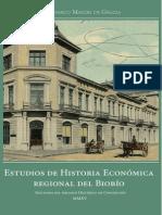 Estudios de Historia Económica Regional Del Biobío. (2015)